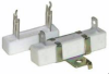 Ceramic Case General Power, Leads/brackets  Resistor -- PWLL-PWH Series - Image
