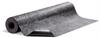 PIG Grippy Floor Mat Black Adhesive Backing; Poly-Backed, Mediumweight, (8) 48