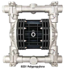 Air Operated Diaphragm Pump -- Model B251 - Image