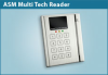 MagStripe Reader with Keypad -- ASM Multitech reader