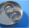 3 Inch Stainless-Steel Sieve (Fine Mesh) -- View Larger Image