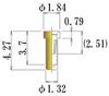 Small Size Socket Pin -- JS0020-GG-856 -Image
