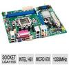 Intel BOXH61BEB3 Socket H2 Motherboard - Micro ATX, Socket H -- BOXH61BEB3