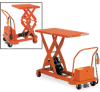PRESTO Mobile Electric Scissors Lift Tables -- 7000702