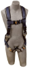 ExoFit Vest Style Harness w/ Quick Connect Buckles -- CAPSAF-110797