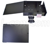 Fiber Enclosure Wall Mount with 2 FSP Series Sub panel openings -- FE-WM12PP - Image