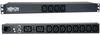 1.6/3.8kW Single-Phase 100–240V Basic PDU, 14 Outlets (12 C13 & 2 C19), C20 16A Input, 1U Rack-Mount -- PDU12IEC -- View Larger Image