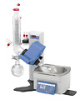 IKA RV 8V Rotary Evaporator; safety-coated dry ice condenser -- GO-28710-48