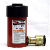 "ZINKO HYDRAULIC JACK ZR-254 ( CLASS 01 - CYLINDERS - SINGLE ACTING CYLINDERS - 25 TON 4"" STROKE MIN. HEIGHT 8.5"") ) -Image"