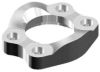 SAE Flange Clamps W/ Clearance Holes -- 62 Series -Image