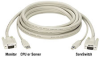 ServSwitch USB CPU/Server Cables, 4-ft. (1.2-m) -- EHN810-0004