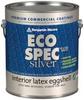 Interior Paint,Eggshell,1 gal,Smoke Emb. -- 15A831