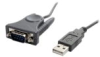 StarTech.com USB to RS232 DB9/DB25 Serial Adapter Cable - M/M - Serial adapter -- FR5704