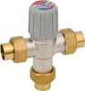 AQUAMIX ANTI SCALD, ANTI CHILL MIXING VALVE 3/4 IN SWEAT -- 523901 - Image