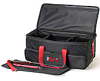 SOFTCASE ON WHEELS: WHEELED CASE WITH PULL-OUT HANDLE -- 402217