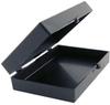 Hinged Conductive Plastic Box -- 663-321 - Image