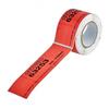 High Residue Tamper Evident Labels -- 3