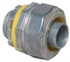 "Liqua-Seal Connector, straight, 3/4"" NPT, die cast zinc -- LDM-21"