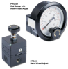 Precision Pressure Regulators -- PRG101