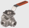 3-Way Utility Ball Valve -- VYSA Series -- View Larger Image