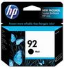 HP C9362WN (HP 92) Ink, 220 Page-Yield, Black -- HEWC9362WN140