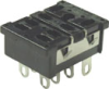 SZR Socket: Soldering Terminal Socket for SZR-LY2-1, D1, N1, X1 -- SZX-SLB-08 - Image