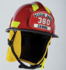 360R Fire and Rescue Helmet - Image