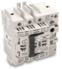 DISCONNECT SWITCH, FUSIBLE, 30A, CC CLASS, 3P, 600 VAC, UL 98, COMPACT -- FBCC30CDT