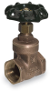 Bronze gate valves with NPT(F) connectio -- GO-98675-27 - Image