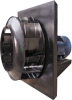 Direct Drive Airfoil Plug Fans