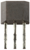 SS41 Bipolar Hall-effect digital position sensor IC, Flat TO-92-style, straight reduced leads, 1000 units/bag -- SS41-R