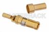 D-Sub Receptacle Contact Crimp/Solder Attachment for RG174, RG316, RG188, 0.100 inch, PE-B100, PE-C100, LMR-100 -- PE4801 -Image
