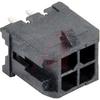Microfit 3.0 Vert Thrhole DR Hdr Tin4Ckt -- 70090802 - Image
