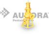 Vertical One Stage Solids-Handling Vortex Pump -- Model 662 - Image