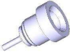 RF Coaxial Panel Mount Connector -- 22652984 -Image