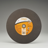 Chop Saw Gold Reinforced Aluminum Oxide Abrasive -- Cut-off Wheels