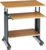 28 IN. WIDE ADJUSTABLE HEIGHT WORKSTATION, 22D X 34H, OAK -- 10127603