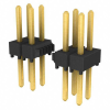 Rectangular Connectors - Headers, Male Pins -- SAM1070-46-ND -Image