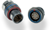 F Series - Compact Self-Latching Multipole Connectors - Image