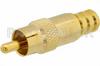 75 Ohm RCA Male Precision Connector Crimp/Solder Attachment for PE-B159 -- PE44583 -Image