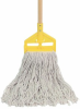 Rubbermaid Value-Pro Cotton Maintenance Mop Head -- CLN345