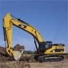 Caterpillar Equipment - Hydraulic Excavators -- 365C L Large Hydraulic Excavator