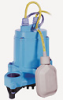 Economical Submersible Pump, High-Temperature Effluent, 50 GPM -- GO-75501-61