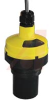 Ultrasonic Liquid Level Transmitter, Multi-function, Range 18ft, 4-20ma, w/FOB -- 70067764