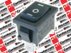SWITCH, ROCKER, SPDT, 10A, 250V, BLACK ILLUMINATION:NON ILLUMINATED CONTACT CONFIGURATION:SPDT SWITCH OPERATION:ON-OFF-ON ACTUATOR / CAP COLOUR:BL -- SRB24A2HBBNN