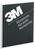 3M 413Q Coated Silicon Carbide Sanding Sheet - 280 Grit - 9 in Width x 11 in Length - 02005 -- 051144-02005 - Image