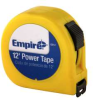 EMPIRE LEVEL 12 Ft. Power Tape -- Model# 6912 - Image