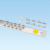 Grounding : Busbar & Grounding Strips : Grounding Busbar Kit -- RGRB19CN