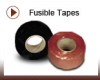 Conductive silicone Rubber Fusible Tape, FUJIPOLY® 7KBC Type