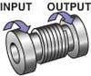 Overrunning Spring Clutch -- SP50-5